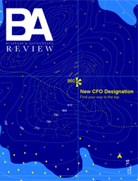 New CFO Designation, find your way to the top